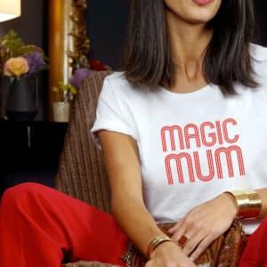 T-shirt fête des mères - cadeau maman