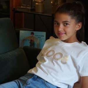 T-shirt enfant Année personnalisée