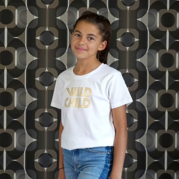 T-shirt enfant Wild Child
