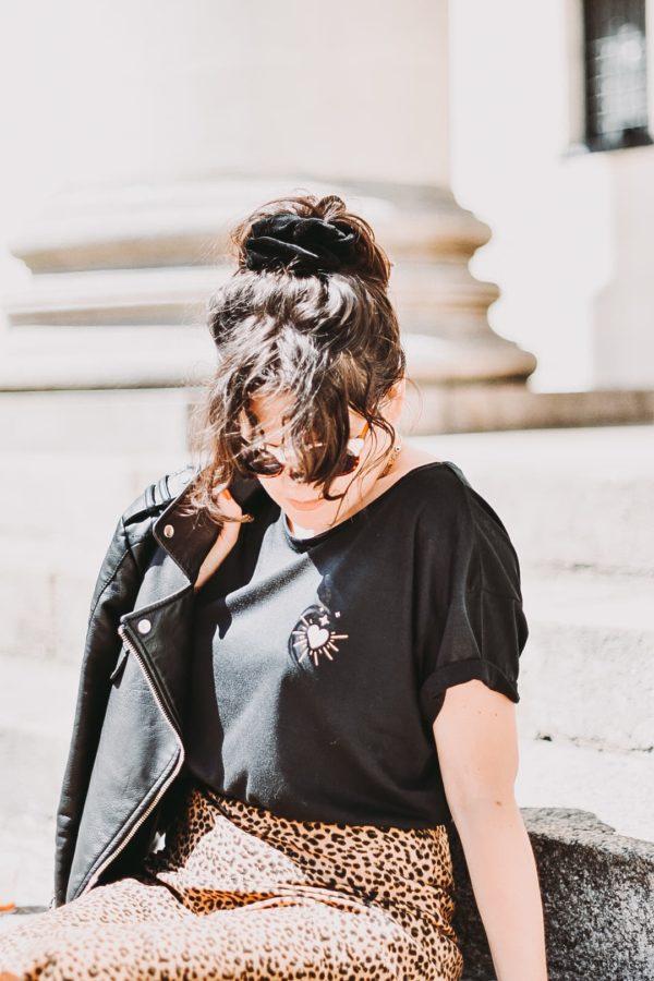 t-shirt tattoo coeur sacre