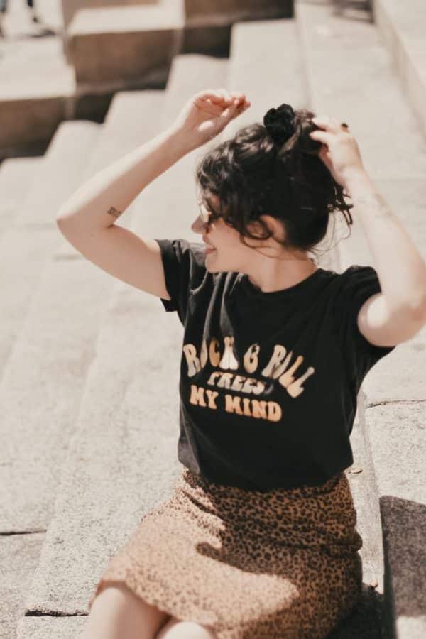 T-shirt Rock'n Roll