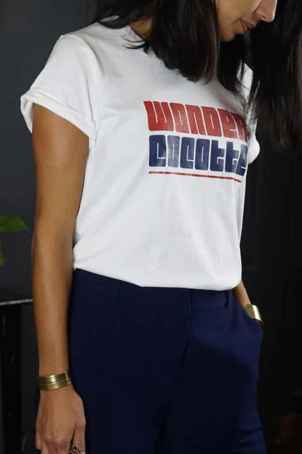 T-shirt Wonder Cocotte pour femme