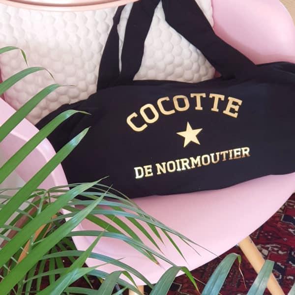 sac cocottedenoirmoutier