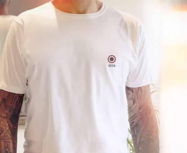 T-shirt année personnalisé