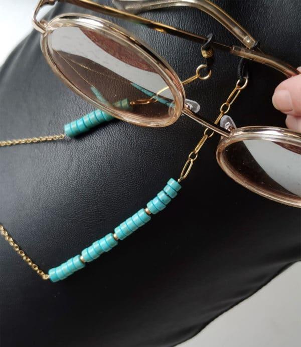 Chaine de lunettes ALMA