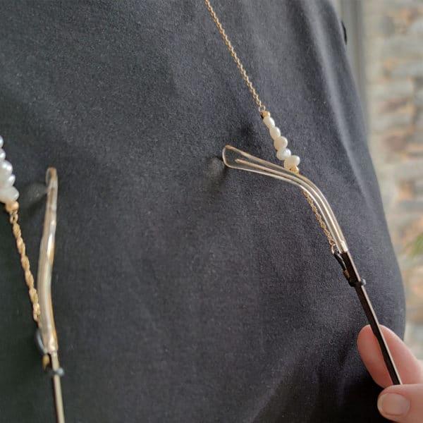 Chaine de lunettes LEONE