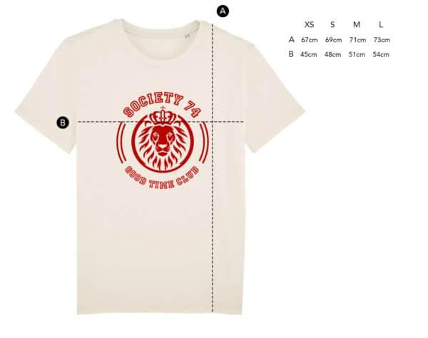 T-shirt année personnalisé vintage
