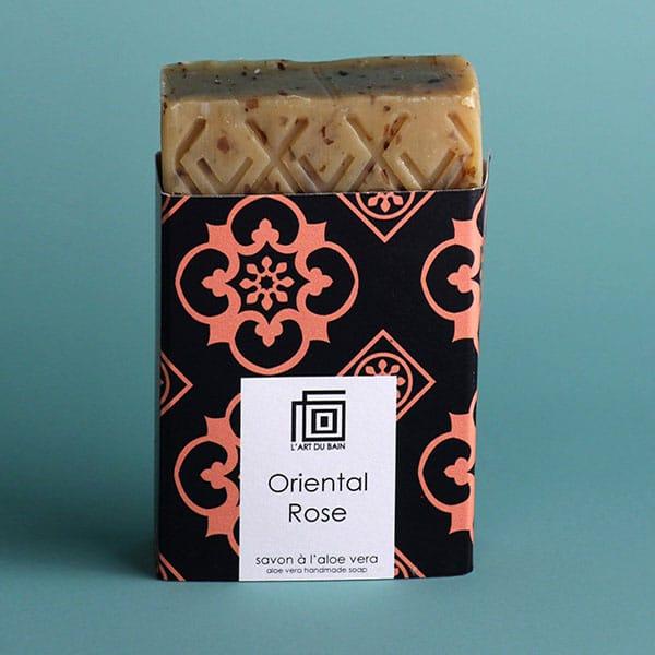 SM oriental rose