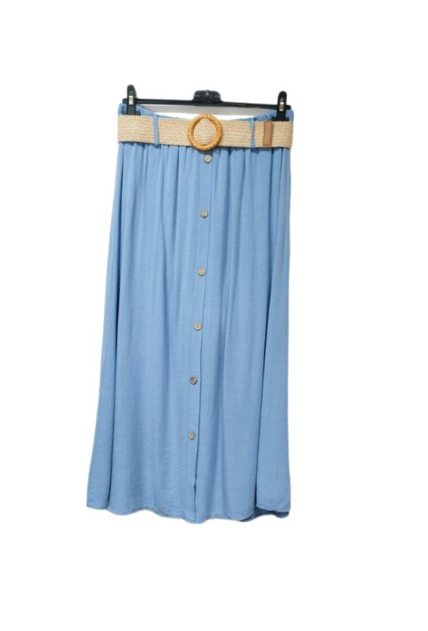 atelier de mila jupe blue 1