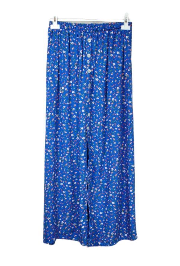 atelier de mila jupe fleur2 royal blue 1
