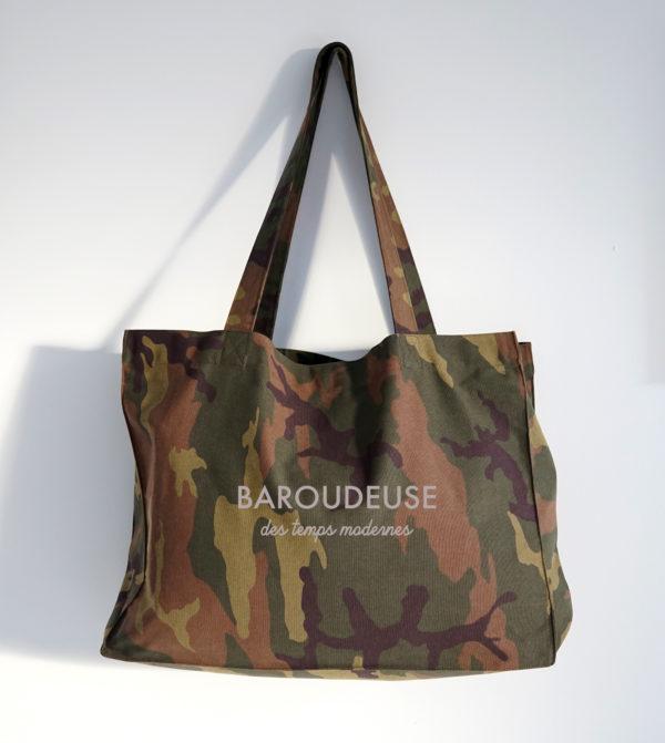 sac toile XL