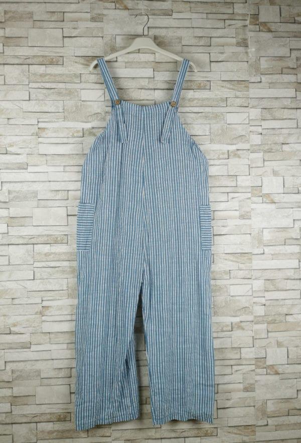new sunshine salopette rayee jeans 1
