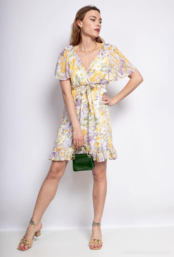 y fashion robe fleurie8 lilac 1