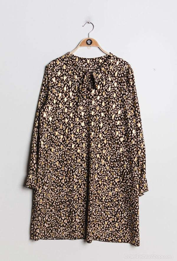 y fashion robe leopard1 black 1 1