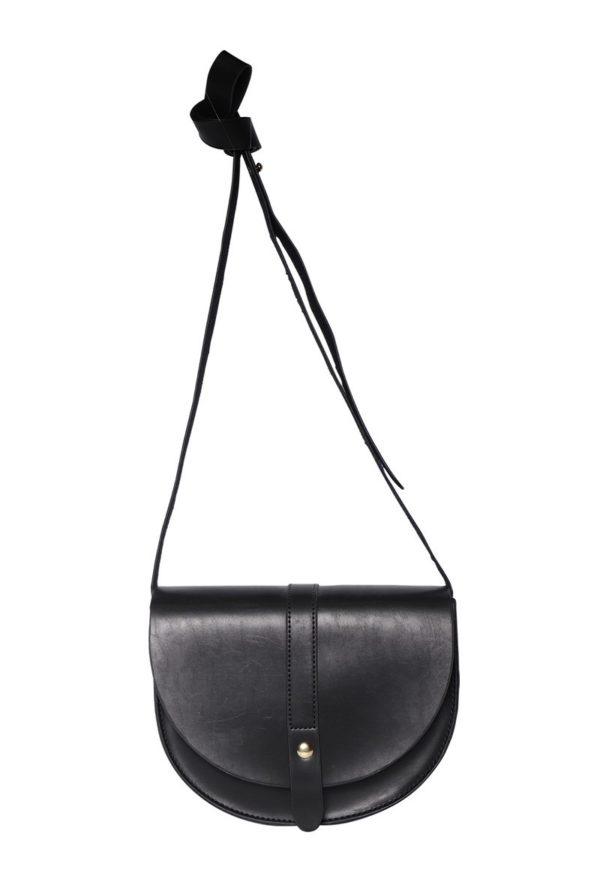 sac porte travers black